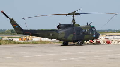 71-55 - Bell UH-1D Iroquois - Germany - Air Force