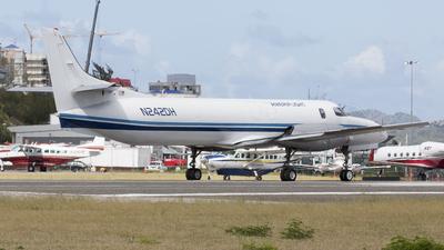 N242DH - Fairchild SA227-AT Expediter - Ameriflight