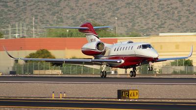 N971JS - Cessna 750 Citation X - Private