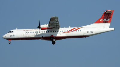 OY-YCL - ATR 72-212A(600) - Nordic Aviation Capital (NAC)