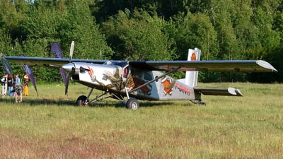 F-GHVH - Pilatus PC-6/B2-H2 Turbo Porter - Private