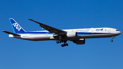 A picture of JA792A - Boeing 777381(ER) - All Nippon Airways - © Fabian Wlasak