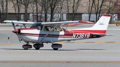 N736YB - Cessna 172K Skyhawk - Private