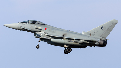 MM7354 - Eurofighter Typhoon EF2000 - Italy - Air Force