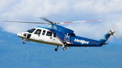 A picture of CGHJK - Sikorsky S76C++ - Helijet International - © Luft Spotter