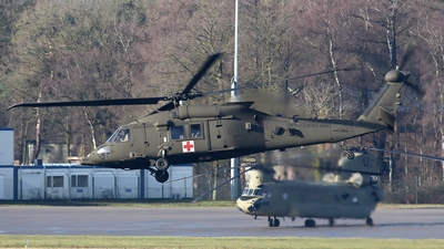 17-20942 - Sikorsky HH-60M Blackhawk - United States - US Army