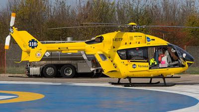 I-EITF - Eurocopter EC 145 - Babcock Italia
