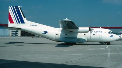 F-BUFS - Transall C-160F - Air France