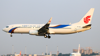 B-1218 - Boeing 737-89L - Dalian Airlines