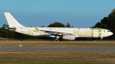 M-BELR - Airbus A330-343P2F - Untitled