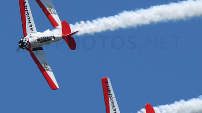 N791MH - North American AT-6G Texan - Aeroshell Aerobatic Team