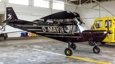 D-MAYR - Zenair STOL CH 701 - Private