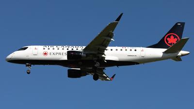 A picture of CFEKS - Embraer E175SU - Air Canada - © Hongyu Wang