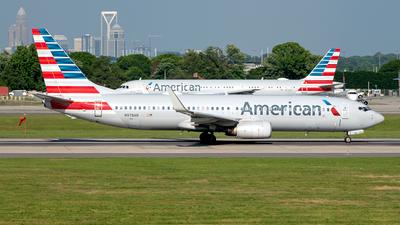 N978AN - Boeing 737-823 - American Airlines
