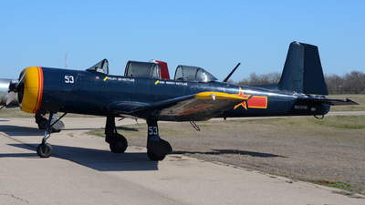 N53HM - Nanchang CJ-6A - Private