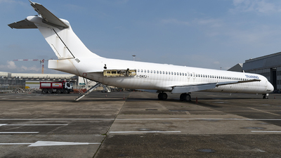 I-DATJ - McDonnell Douglas MD-82 - Untitled