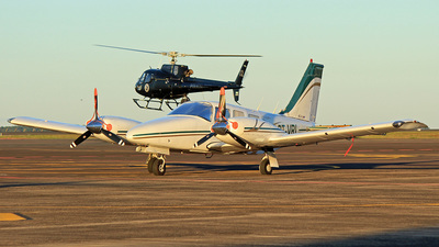 PT-VRL - Embraer EMB-810D Seneca III - Private