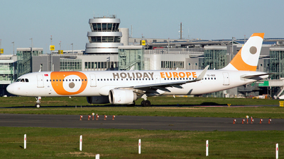 TC-OEE - Airbus A321-253N - Holiday Europe