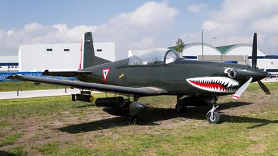 2508 - Pilatus PC-7 - Mexico - Air Force