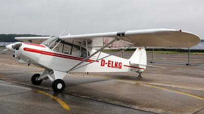 D-ELKG - Piper PA-18-150 Super Cub - Private