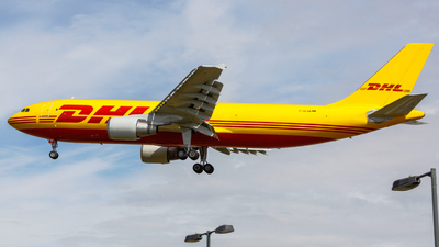 D-AEAM - Airbus A300B4-622R(F) - DHL (European Air Transport)
