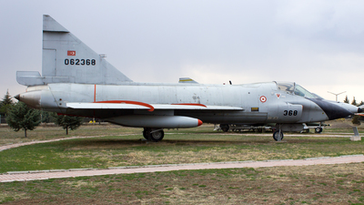 56-2368 - Convair TF-102A Delta Dagger - Turkey - Air Force