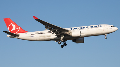 A picture of TCJIO - Airbus A330223 - Turkish Airlines - © TommyNG