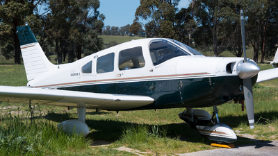 VH-ITE - Piper PA-28-161 Cherokee Warrior II - Private