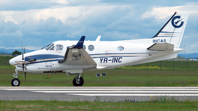 YR-INC - Beechcraft C90GTx King Air - INCAS - National Institute for Aerospace Research