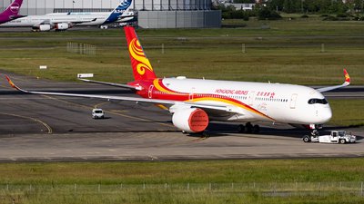 F-WWAW - Airbus A350-941 - Hong Kong Airlines