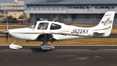 JA22KY - Cirrus SR22-GTS - Private