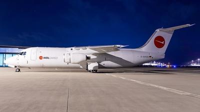D-AHWS - British Aerospace BAe 146-300(QT) - WDL Aviation