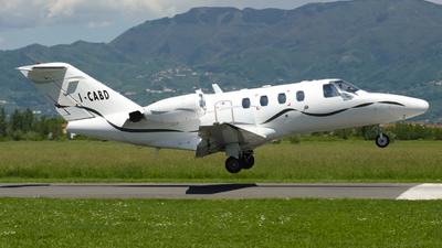 I-CABD - Cessna 525 CitationJet 1 - Private