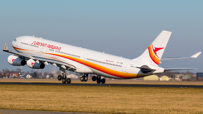 PZ-TCR - Airbus A340-313 - Surinam Airways