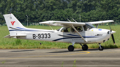 B-9333 - Cessna 172R Skyhawk - Civil Aviation Flight University of China