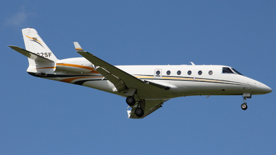 N622SF - Gulfstream G150 - Private