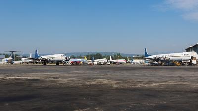 PAFA - Airport - Ramp
