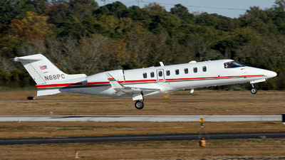 N68PC - Bombardier Learjet 45 - Georgia Power