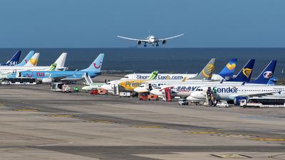 GCLP - Airport - Ramp