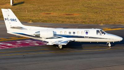 A picture of PTORC - Cessna 560 Citation V - [5600195] - © Lucas Gabardo