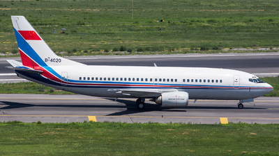 B-4020 - Boeing 737-34N - China - Air Force