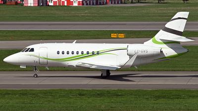 A picture of LYGVS - Dassault Falcon 2000S - Charter Jets - © Luba Ostrovskaya