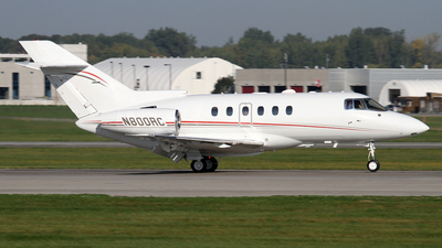N800RC - Raytheon Hawker 800XP - Rockwell Collins