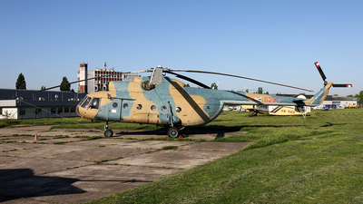 6223 - Mil Mi-8T Hip - Hungary - Air Force