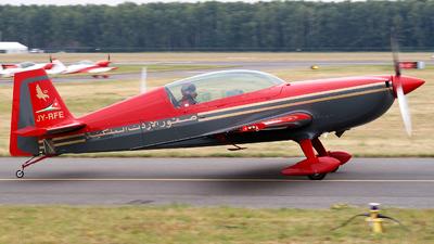 JY-RFE - Extra EA 300LP - Royal Jordanian Falcons