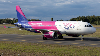 A picture of HALPW - Airbus A320232 - Wizz Air - © PM