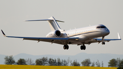 9H-IRA - Bombardier BD-700-1A10 Global Express XRS - Emperor Aviation
