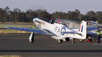 VH-MFT - CAC CA-18 Mk.21 Mustang - Private