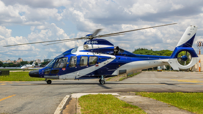A picture of PRBBL - Eurocopter EC155 B1 - [6840] - © Radioactivity