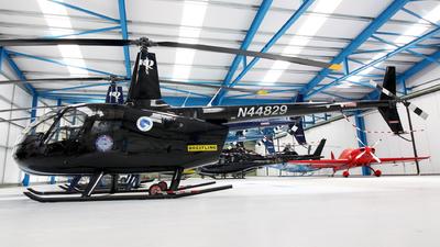 N44829 - Robinson R66 Turbine - HQ Aviation